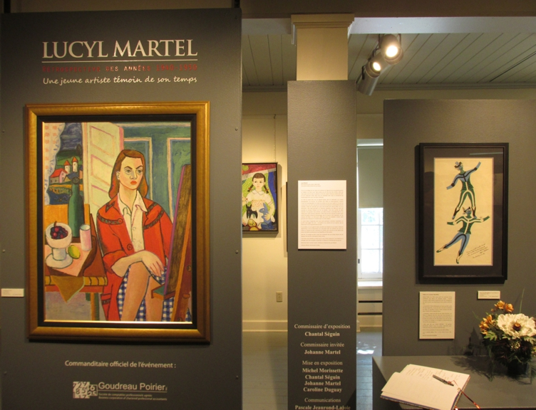 Expo Lucyl Martel